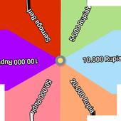 Roda Uang Keberuntungan icon