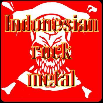 Indonesian Rock Metal poster