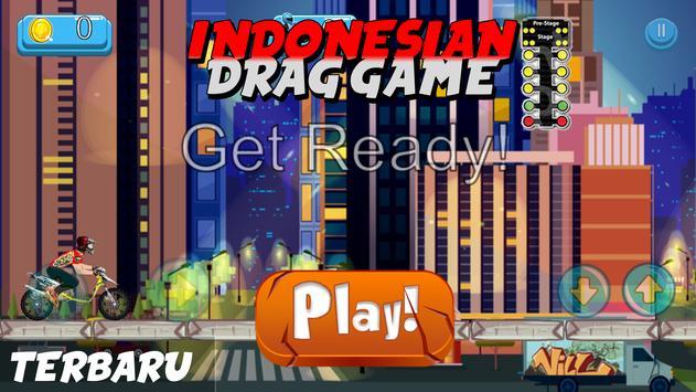 Indonesian Drag Bike Racing screenshot 2
