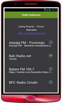 Radio Indonesia Live poster
