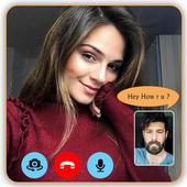 Video Call Advice and Live Chat with Video Call icon