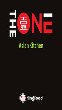 The One Asian Kitchen poster