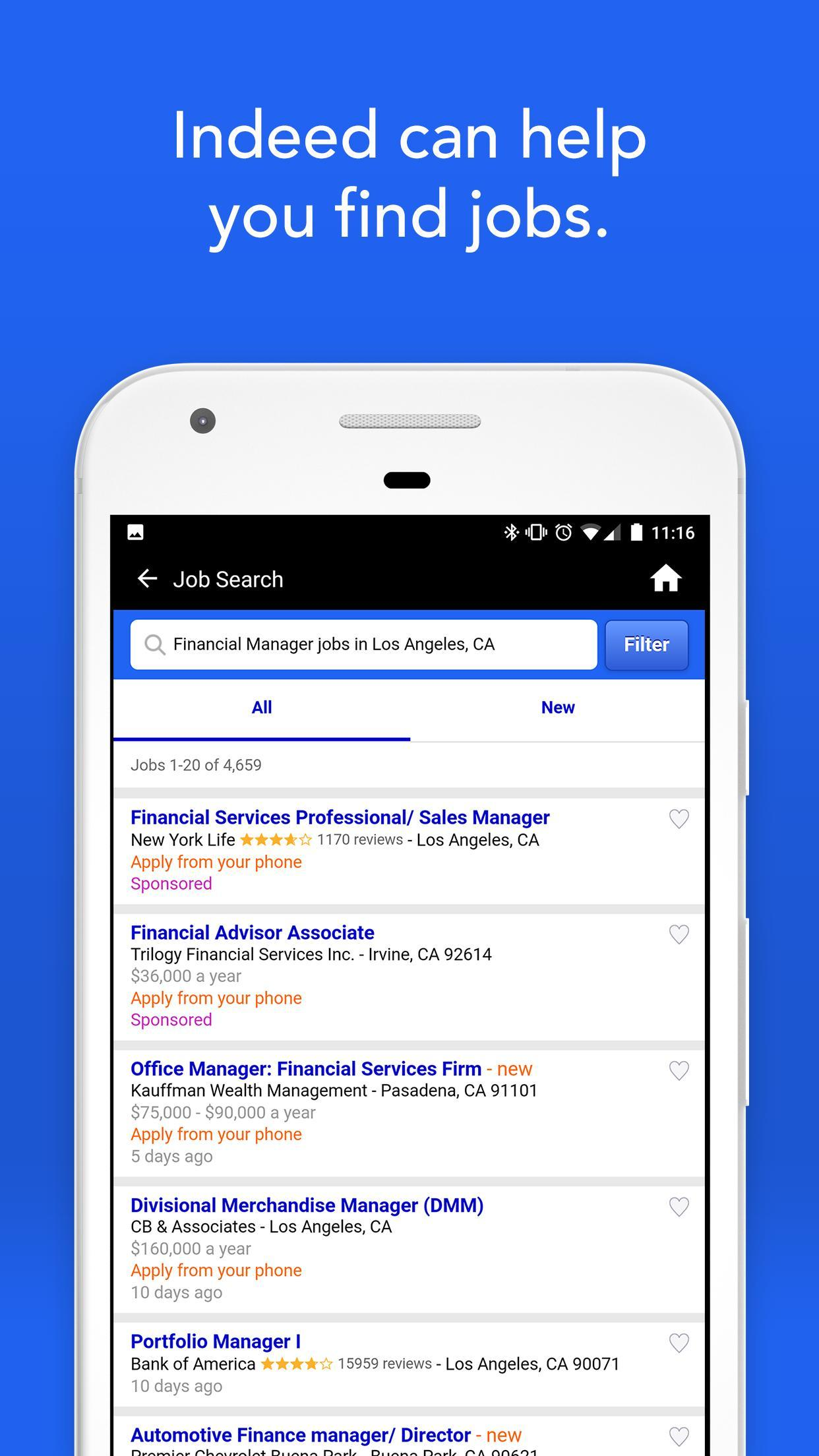 Indeed Job Search for Android - APK Download