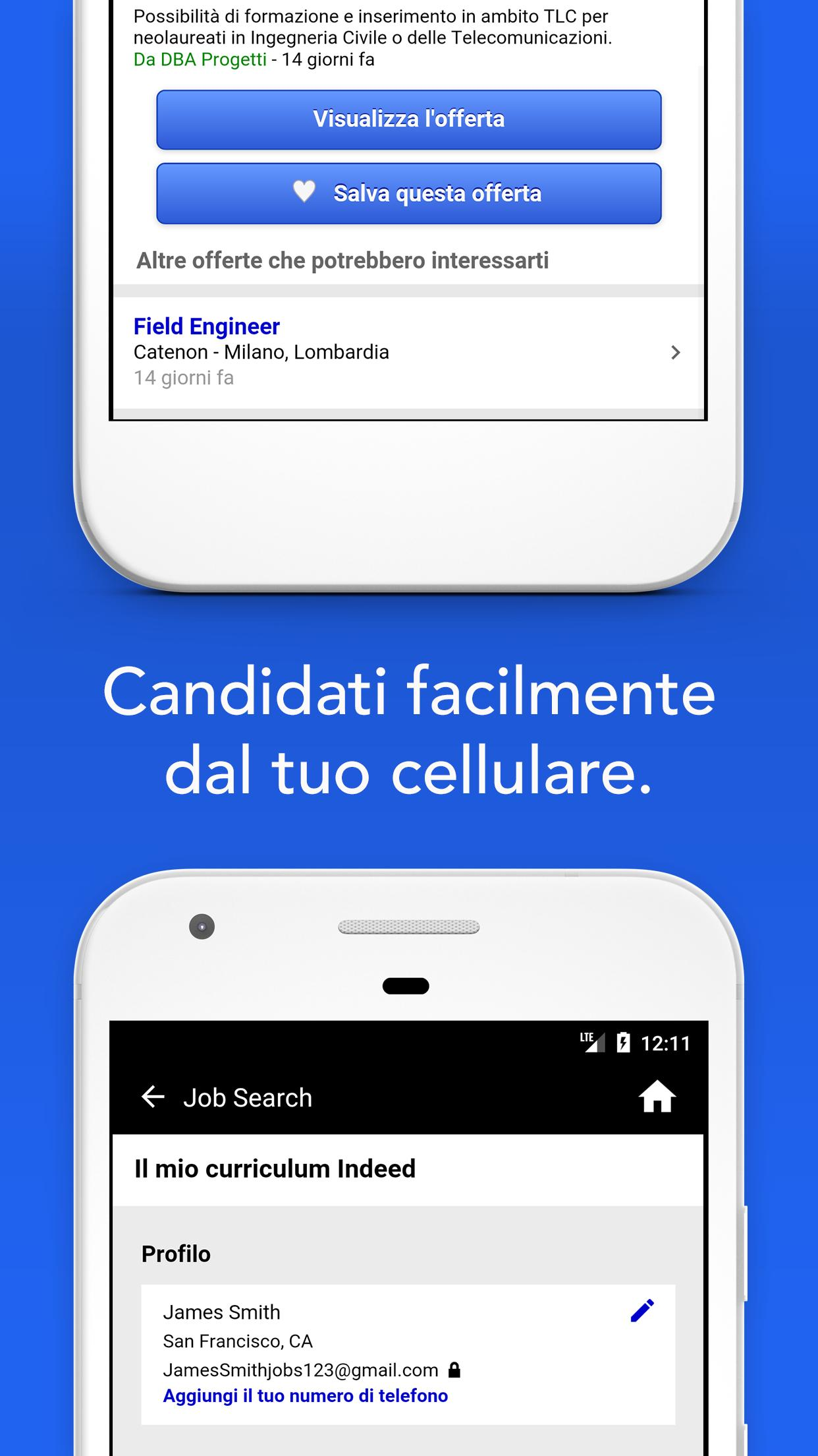Indeed Lavoro For Android Apk Download