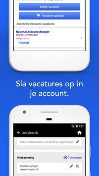 Indeed Vacatures Zoeken screenshot 4