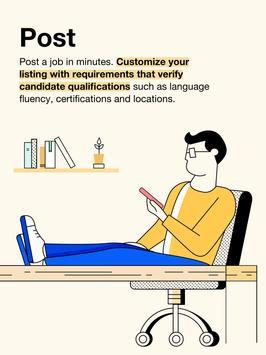 Indeed Employer स्क्रीनशॉट 9
