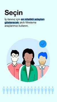 İşverenler için Indeed Ekran Görüntüsü 2