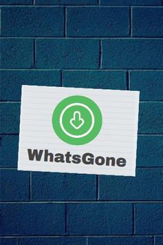 WhatsGone poster