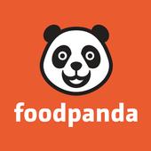 foodpanda आइकन