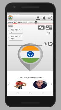 INDIA CHAT FREE screenshot 5