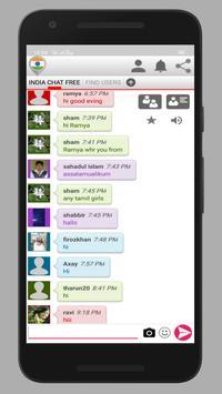 INDIA CHAT FREE screenshot 3