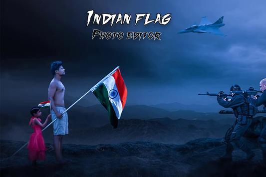 Indian Flag Photo Editor : 26 Republic Day screenshot 3
