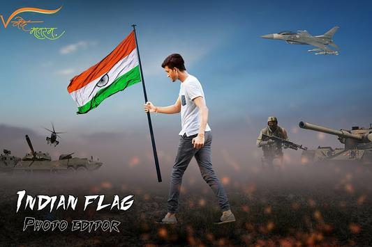 Indian Flag Photo Editor : 26 Republic Day screenshot 2