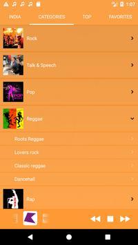 Indian Radio - Live FM Player screenshot 4