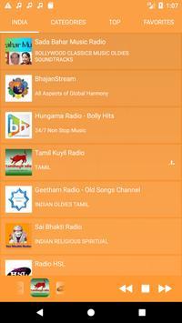 Indian Radio - Live FM Player screenshot 5