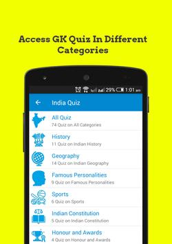 India GK screenshot 2