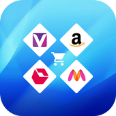 India Free All Iin One Shopping Apps icon
