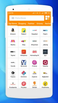 India Free All Iin One Shopping Apps poster