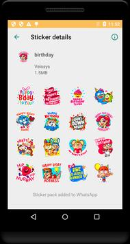 Holi Stickers screenshot 11
