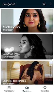 4K/HD Indian Actress Wallpaper screenshot 5