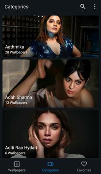 4K/HD Indian Actress Wallpaper screenshot 6