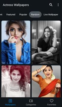 4K/HD Indian Actress Wallpaper poster