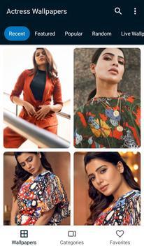 4K/HD Indian Actress Wallpaper screenshot 1