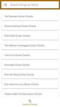 Bollywood Ultimate Guitar Chords (Ad Free) screenshot 2