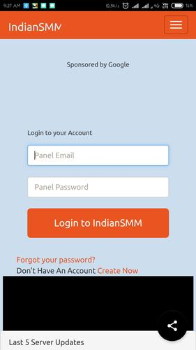 Download Indian SMM Panel latest 1 5 Android APK