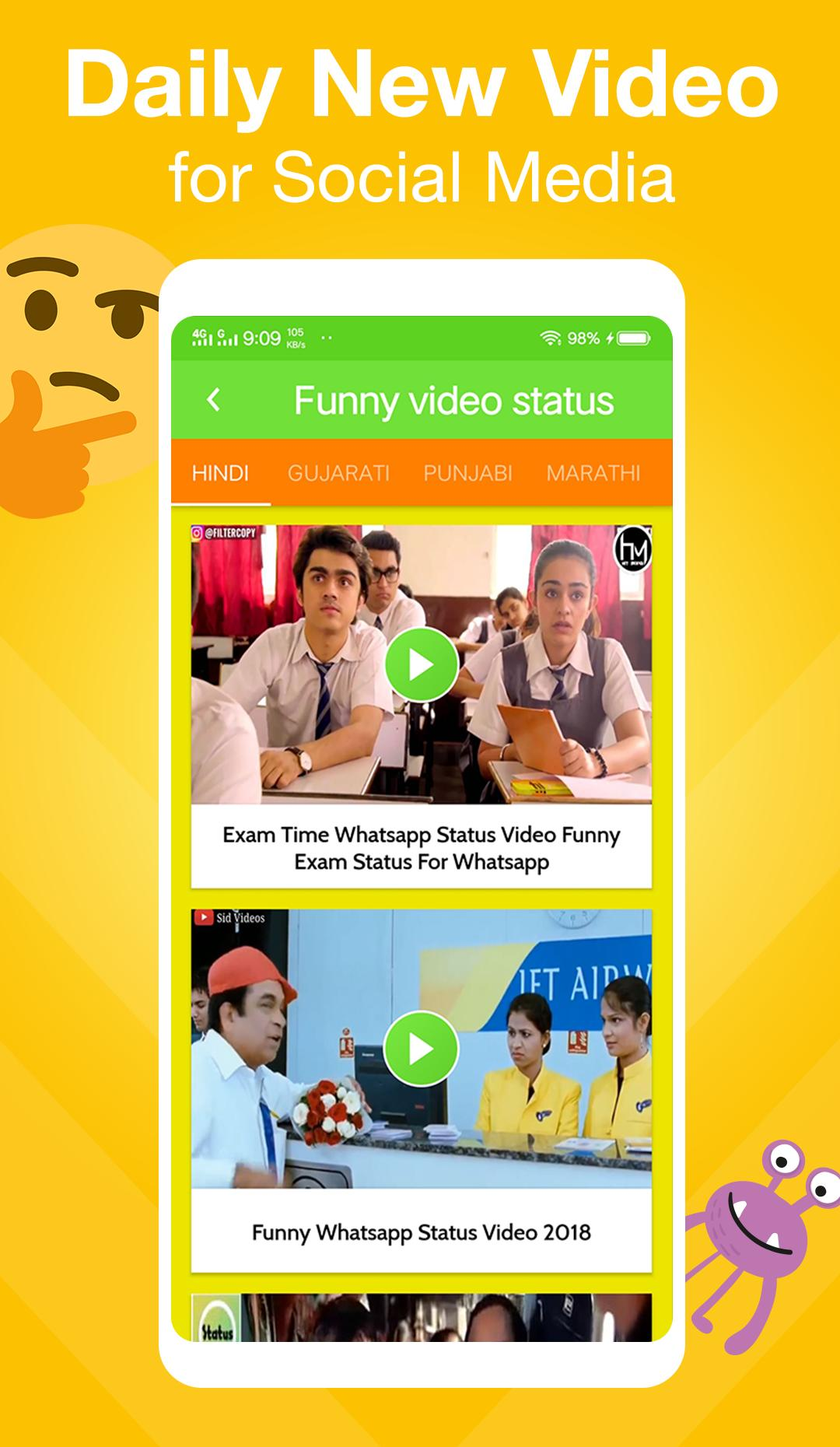 Funny Video For Status for Android - APK Download