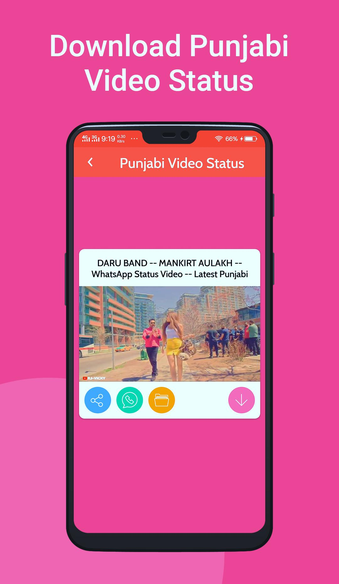 Punjabi Video Status Songs For Whatsapp For Android Apk