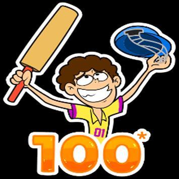 Indian Cricketer Sticker - WAStickerApps screenshot 7