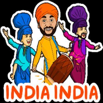 Indian Cricketer Sticker - WAStickerApps screenshot 4