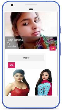 Indian Hot Girls Chat screenshot 2