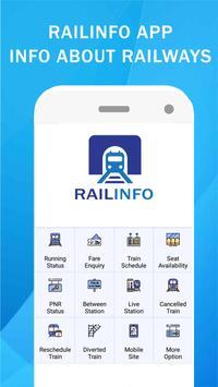 RailInfo screenshot 1