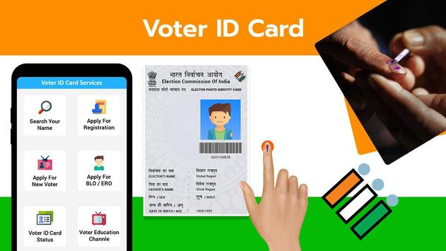 Download Voter ID Card Online Services : Voter List 2019 APK for Android -  Latest Version