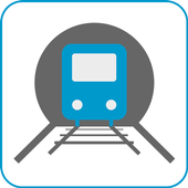 Indian Rail Train Info icon