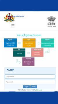 Kaveri Online Services screenshot 1