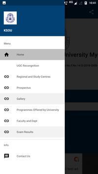 Karnataka State Open University screenshot 2