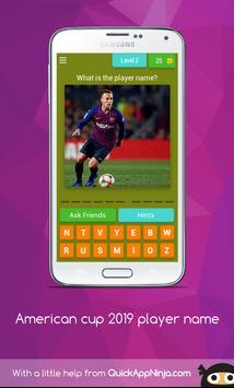 American cup Brasil 2019 superstar player screenshot 2