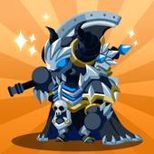 Merge Heroes Frontier: Casual RPG Online icon
