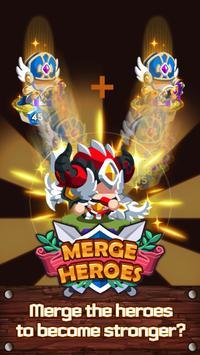 Merge Heroes Frontier: Casual RPG Online screenshot 15