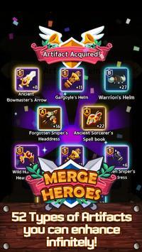 Merge Heroes Frontier: Casual RPG Online screenshot 17