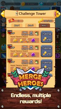 Merge Heroes Frontier: Casual RPG Online screenshot 21
