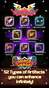 Merge Heroes Frontier: Casual RPG Online screenshot 2