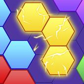 Hexa Block Puzzle! أيقونة
