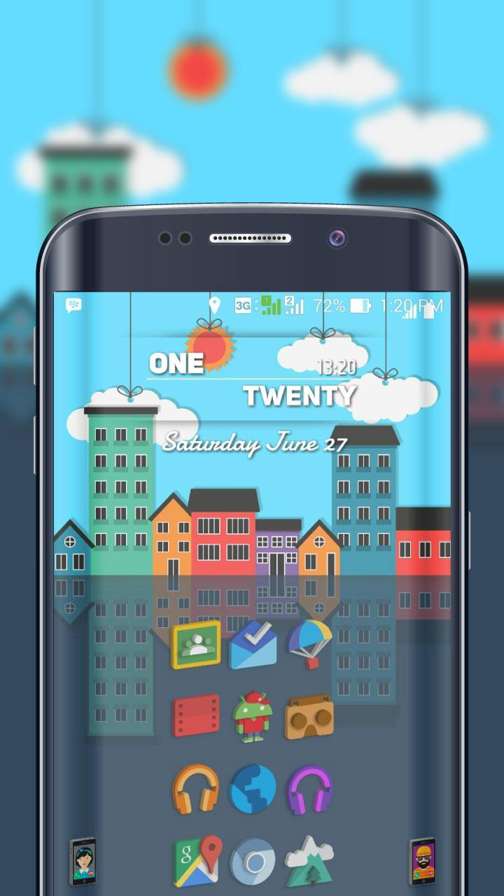 Tigad Pro Icon Pack cho Android - Tải về APK