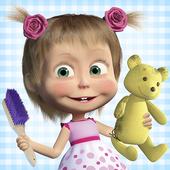 Маша и Медведь Игры для Девочек: Уборка в Доме أيقونة