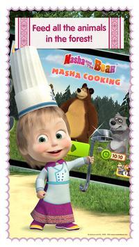 ماشا تطبخ: لعبة طبخ للاطفال تصوير الشاشة 3