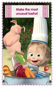 ماشا تطبخ: لعبة طبخ للاطفال تصوير الشاشة 12